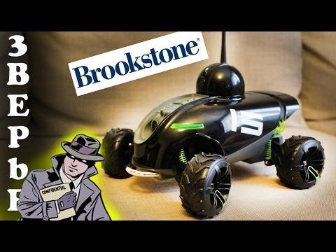 Rover Revolution Spy Vehicle / Шпионская Машина (Brookstone)