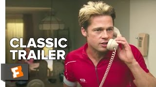Burn After Reading Official Trailer #1 - Brad Pitt Movie (2008) HD