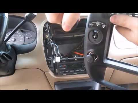 Ford Explorer 4x4 Mode Switch Replacement