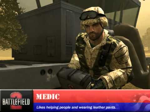Battlefield 2 - the PWNED life