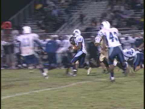 Potomac at Freedom high school football game