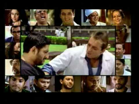 Munna Bhai MBBS - Official Trailer