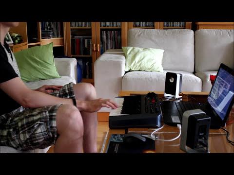 M-Audio Oxygen 25 (3rd gen) MIDI keybord + Massive