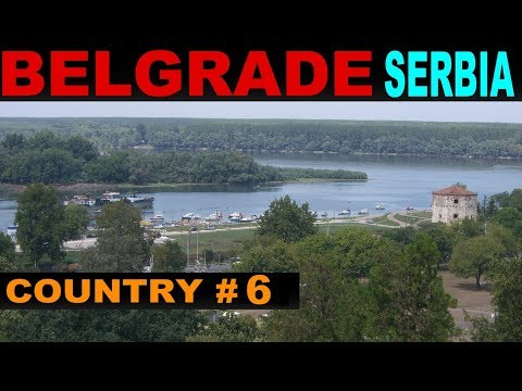 A Tourist's Guide to Belgrade, Serbia