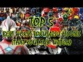 TOP 5 BEST WORST TOKUSATSU MOVIES (THAT YOU MUST WATCH) | Toy Bounty Hunters