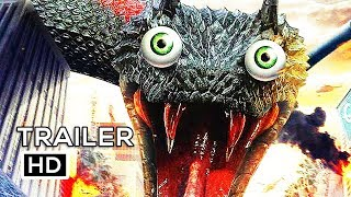 SNAKE OUTTA COMPTON Official Trailer (2018) Sci-Fi Comedy Movie HD