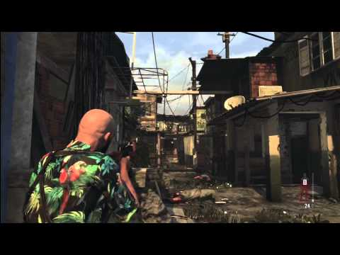 Max Payne 3 Mission 7 Walkthrough Hard Free Aim