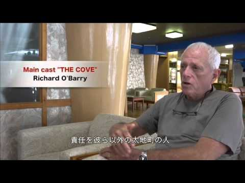 """Behind """"THE COVE"""" digest"""