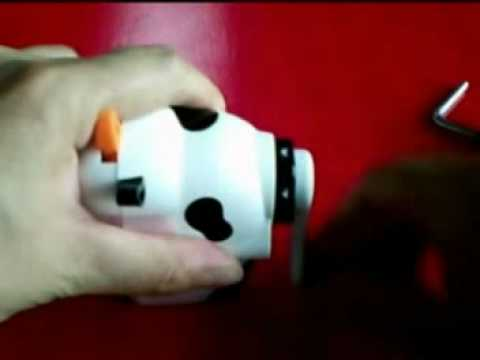 Cow Pencil Sharpeners Manual Pencil Sharpener