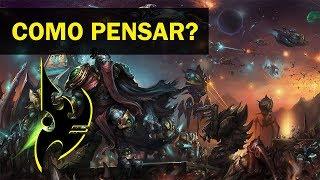 Dica: Iniciante - COMO PENSAR DE PROTOSS!!