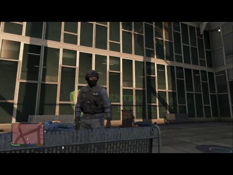 GTA 5 - Play as SWAT! (SWAT Mod) [Mod Showcase]