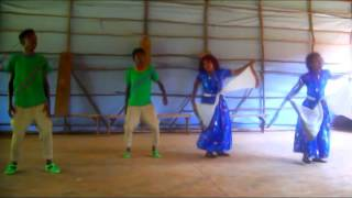 Dance Of Amhara People Gonder