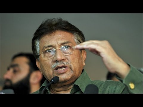 Pakistan's Top Court Lifts Travel Ban On Pervez Musharraf