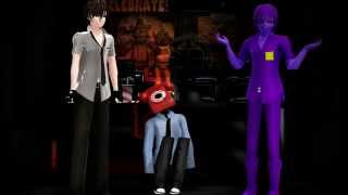 (MMD x FNAF) There