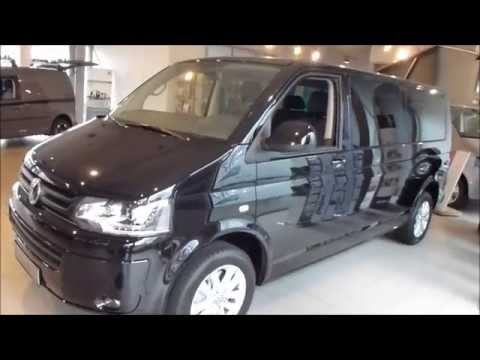 2014 VW T5 Caravelle (Long) Exterior & Interior 2.5 TDI 130 Hp * see also Playlist