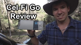 Cel-Fi Go Review - Mobile Phone Range Booster