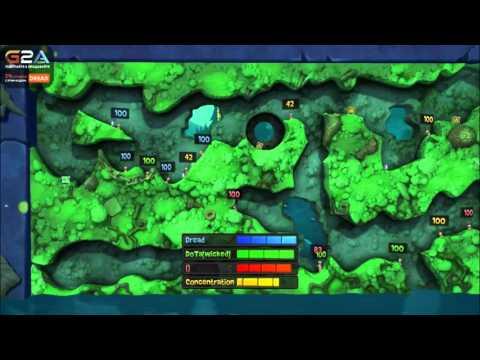 Dread, Волоша, Соло - Worms Revolution [24 окт 2015] игра 2