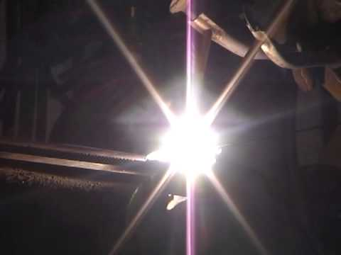 Brazing with a Carbon Arc Torch