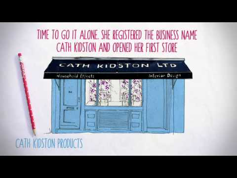 Cath Kidston's Coming Up Roses story