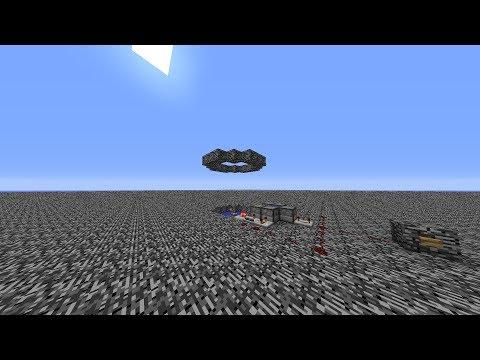 Ciencia en Minecraft. Entidades propulsadas