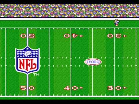 Tecmo Super Bowl - Vizzed.com GamePlay - User video