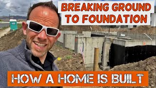 The Most Comprehensive New Home Construction Video. Home Builders. The Home Building Process Part 1