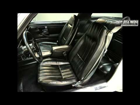 1981 Pontiac Trans Am for sale at Gateway Classic Cars in St. Louis, M