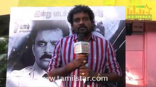 Kalanjiyam At Koodai Mazhai Movie Team Interview