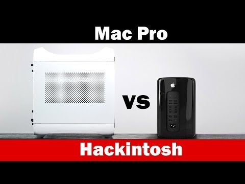 Late 2013 Mac Pro Vs. Hackintosh (Full In-Depth Comparison)