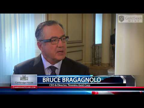 Concerted effort to keep gold price down - Bruce Bragagnolo Interview