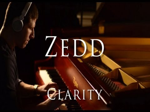 Zedd - Clarity ft. Foxes (Evan Duffy Piano Cover)