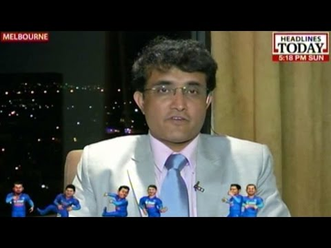 The Cup That Matters: Sourav Ganguly On India's Win Over SA