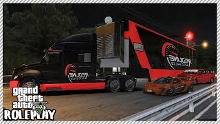 GTA 5 ROLEPLAY - Team Redline Drag Racing | Ep. 496 Civ