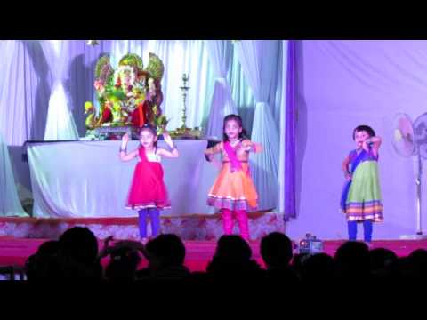 Ganesh Festival Dance - by Vani Manvi and Shreya