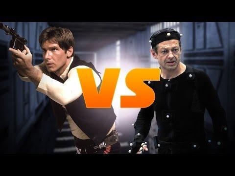 Star Wars Episode 7 - Old Cast vs. New Cast