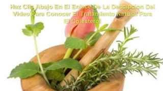 hierbas para bajar el colesterol