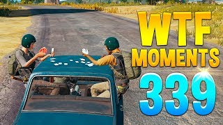 PUBG Daily Funny WTF Moments Highlights Ep 339