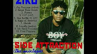 Ziko - Side Attraction (full mixtape)