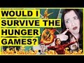Would I Survive The Hunger Games? | Quiz