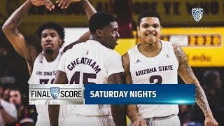 Highlights: Rob Edwards' season-high 28 points pace Arizona State men's basketball past Utah