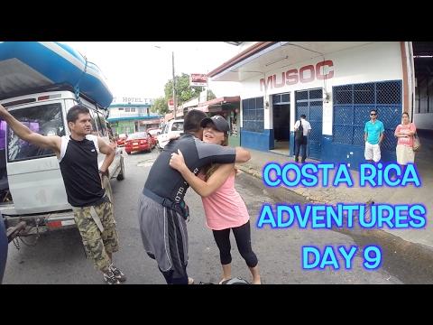 Lori & Mitch's Adventures in Costa Rica Day 9 #1