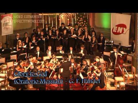 Glory to God - Recitative and Chorus 14, 15, 16 e 17 from Messiah (G. F. Händel)