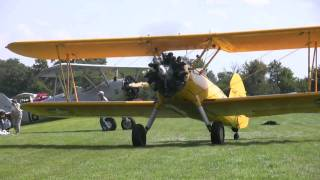 Sights & Sounds at the 2009 AAA/APM Invitational Fly-in