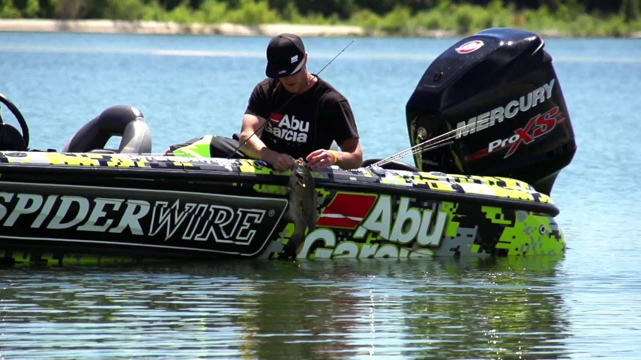 Smallmouth Bass Fishing with the NEW Revo Spinning Reels
