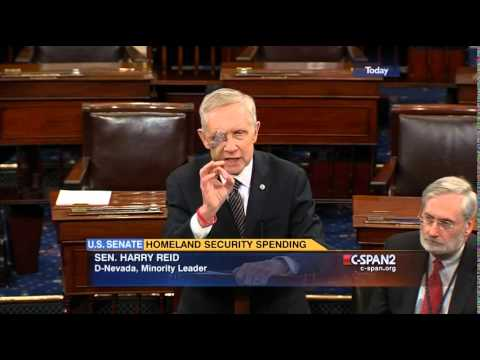 Harry Reid: Republicans More Afraid Of Dreamers Than ISIS