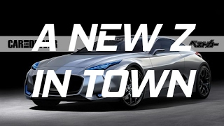 New Nissan Z Concept - Nissan 370Z Replacement with 500hp?