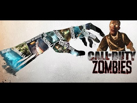 ZOMBIES CHRONICLES WHAT MAP FIRST ?