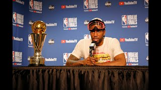 Kawhi Leonard Talks Toronto Raptors' 1st NBA Championship And Finals MVP