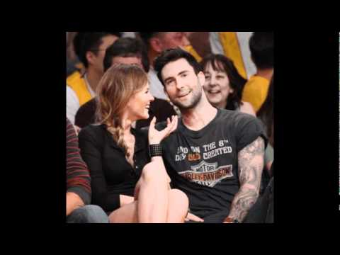 Adam Levine and Anne V. Music Videos