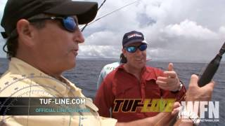 Catching Yellowfin Tuna With Braided Line